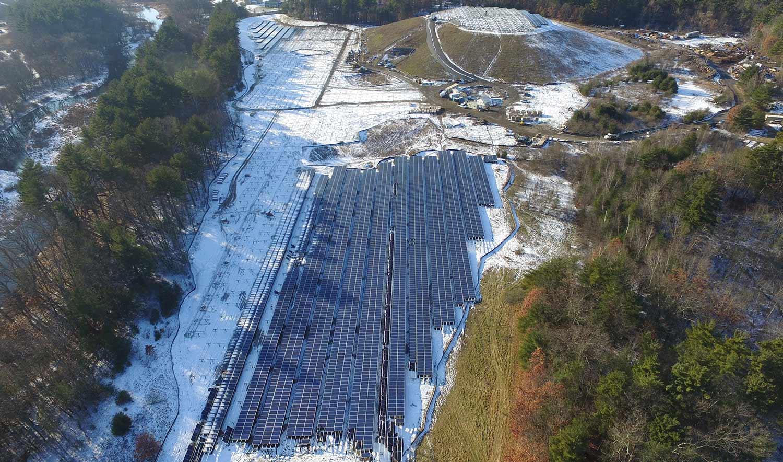 Hudson Stow solar landfill MA