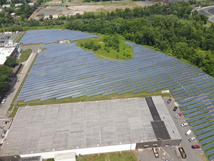Bridgewater Solar Array